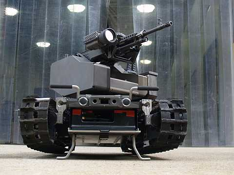 TALON MAARS Modular Advanced Armed Robotic System