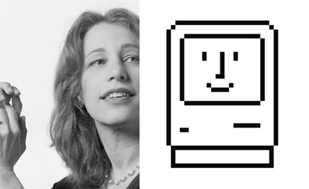 Susan Kare e o Mac icon